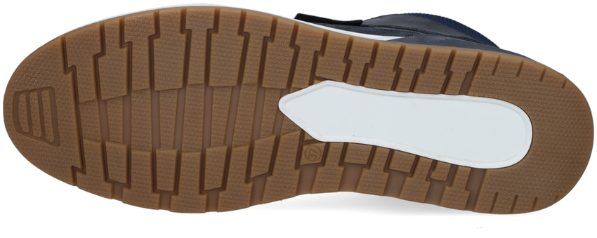 Blauwe BULLBOXER Hoge sneaker AOF500  - larger