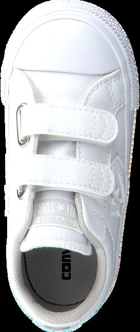 Witte CONVERSE Sneakers STAR PLAYER EV 2V OX KIDS 61K7SIwu