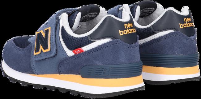 Blauwe NEW BALANCE Lage sneakers PV574  - large