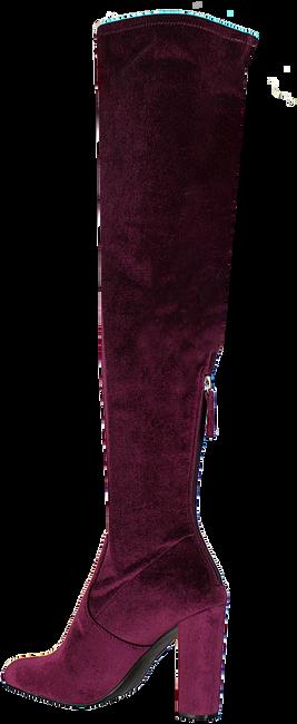 Rode STEVE MADDEN Overknee laarzen EMOTION V  - large
