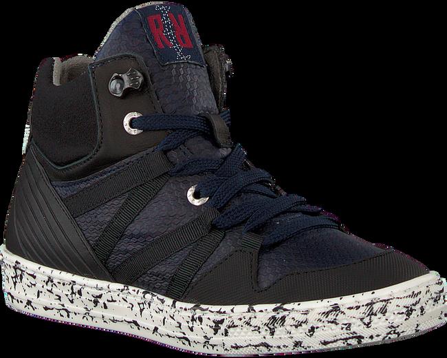 Blauwe RED-RAG Sneakers 13355  - large