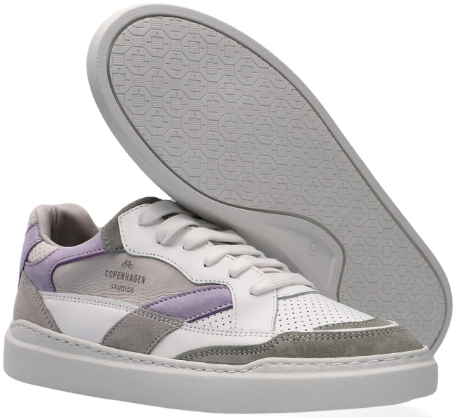 Paarse COPENHAGEN STUDIOS Lage sneakers CPH560  - large