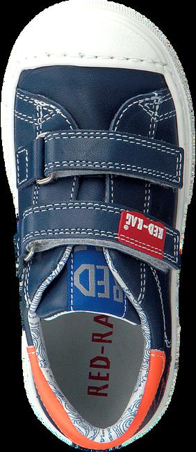 Blauwe RED-RAG Sneakers 15233  - large
