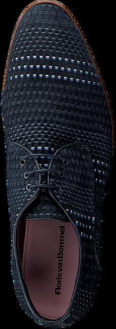 Blauwe FLORIS VAN BOMMEL Nette schoenen 14210 - large