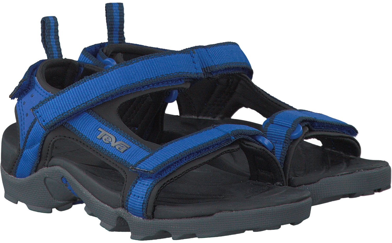 Teva Bleu Chaussures Tanza ealnWH6V