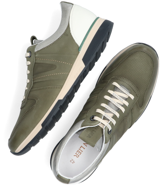 Groene VAN LIER Lage sneakers POSITANO  - large