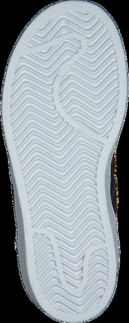 Blauwe ADIDAS Sneakers SUPERSTAR KIDS  - large