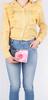 Roze TED BAKER Schoudertas BETSEYY - small