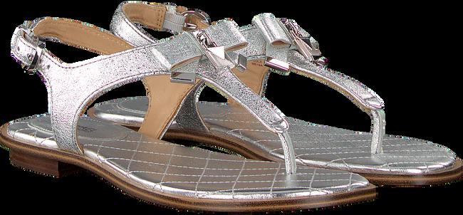 Zilveren MICHAEL KORS Sandalen ALICE THONG  - large