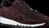 Rode FLORIS VAN BOMMEL Sneakers 16093  - small