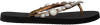 Zwarte UZURII Slippers PEARL MARILYN - small