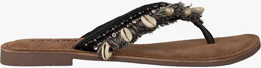 Zwarte LAZAMANI Slippers 75.674  - larger