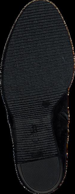 Zwarte GABOR Enkellaarsjes 942  - large
