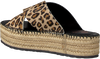 Multi FRED DE LA BRETONIERE Slippers FRS0324 ESPADRILLE SLIPPER PON - small