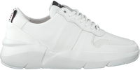 Witte NUBIKK Lage sneakers LUCY MAY  - medium
