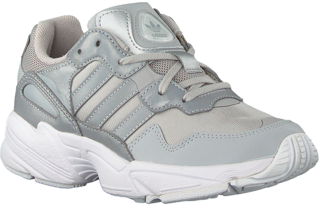 Grijze ADIDAS Sneakers YUNG-96 J  - large