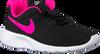 Zwarte NIKE Sneakers NIKE TANJUN  - small