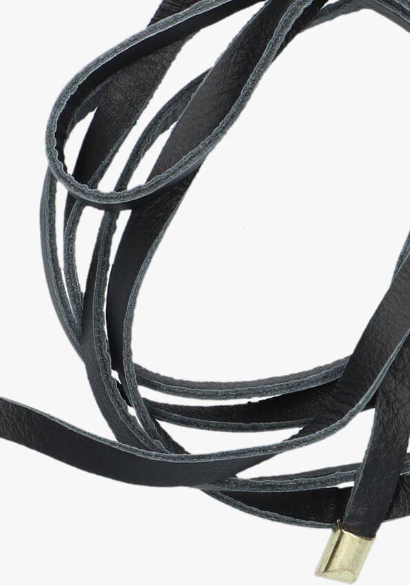 Zwarte OMODA Riem LUCIA  - larger
