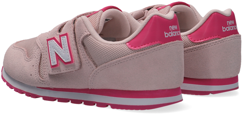 Roze NEW BALANCE Lage sneakers YV373/IV373  - larger