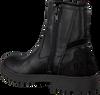 Zwarte REPLAY Enkellaarsjes GORRO  - small