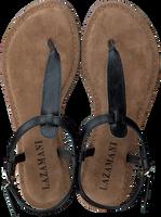Zwarte LAZAMANI Sandalen 75.422  - medium