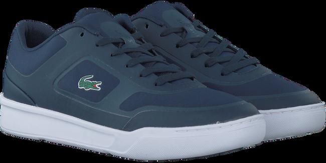 Blauwe LACOSTE Sneakers EXPLORATEUR  - large