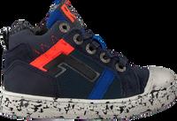Blauwe RED-RAG Sneakers 13327  - medium