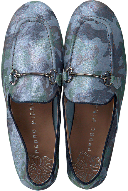 Blauwe PEDRO MIRALLES Loafers 18076  - large