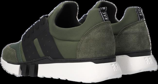 Groene RED-RAG Lage sneakers 13447  - large