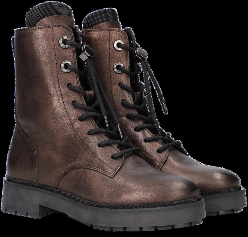 Bruine VIA VAI Chelsea boots ALEXIS  - larger