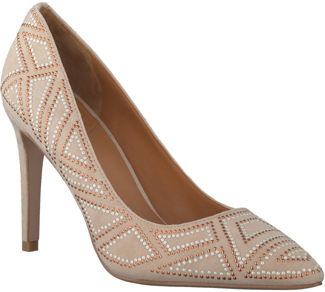 Beige WHAT FOR Pumps SS17WF158  - large