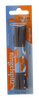 Grijze RINGPOINT Veters VETER PLAT 90 CM - small