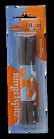 Grijze RINGPOINT Veters VETER PLAT 90 CM - medium