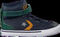 Blauwe CONVERSE Hoge sneaker PRO BLAZE STRAP-HI KIDS  - medium