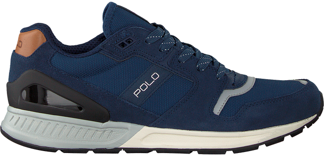 Blauwe POLO RALPH LAUREN Sneakers TRAIN100  - large