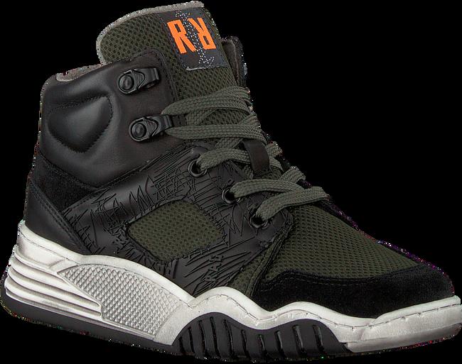 Groene RED-RAG Sneakers 13367  - large