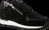 Zwarte RED RAG Sneakers 76560  - small