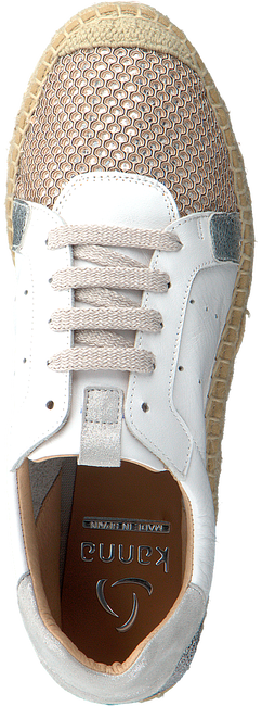 Witte KANNA Sneakers KV7052  - large