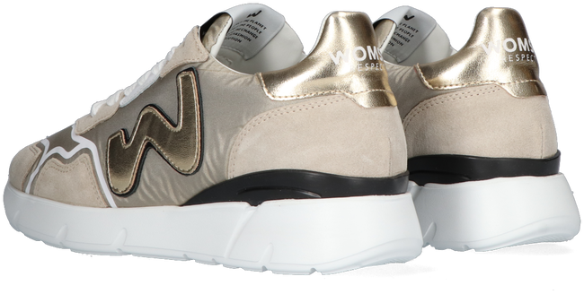Beige WOMSH Lage sneakers RUNNY  - large