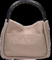 Taupe DAY ET Shopper SMALL SHOPPER  - medium