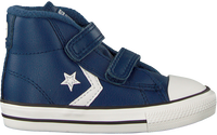 Blauwe CONVERSE Sneakers STAR PLAYER 2V MID - medium