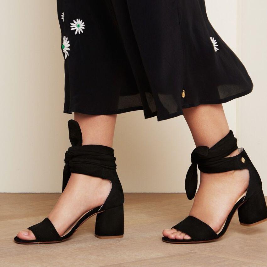 Zwarte FABIENNE CHAPOT Sandalen SELENE  - larger