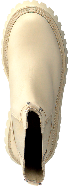 Beige BRONX Chelsea boots GROOV-Y 47268 - large