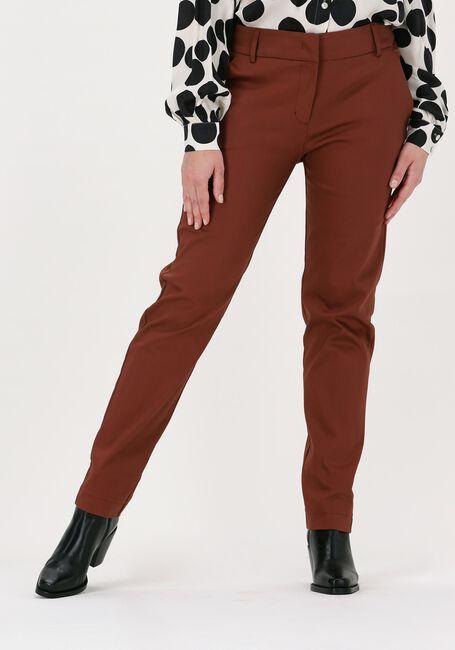 Bruine SUMMUM Pantalon TROUSERS CLASSIC STRETCH  - large