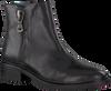 Zwarte HIP Enkellaarsjes H1522  - small