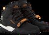 Zwarte VINGINO Hoge sneaker RAOUL MID VELCRO  - small
