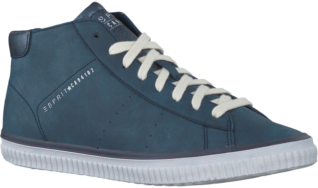 Blauwe ESPRIT Sneakers RIATA BOOTIE  - large