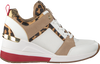 Witte MICHAEL KORS Sneakers GEORGIE TRAINER  - small