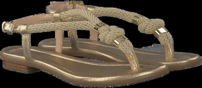 Gouden MICHAEL KORS Sandalen HOLLY SANDAL  - large