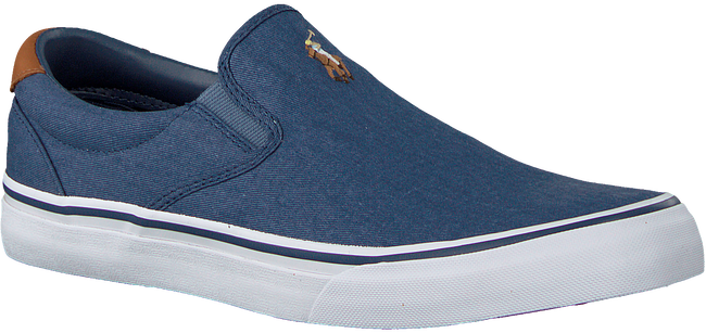 Blauwe POLO RALPH LAUREN Slip-on sneakers THOMPSON  - large